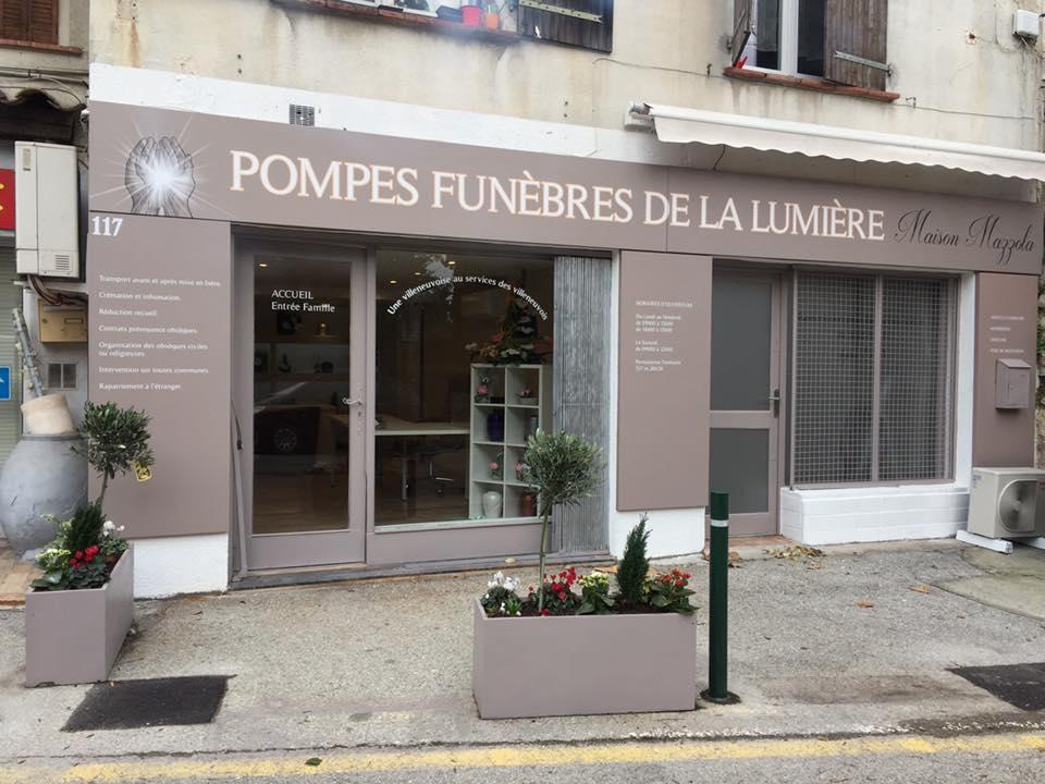 Photo - Pompes Funèbres de la Lumière<